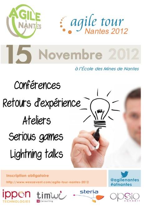 Agile Tour Nantes 2012