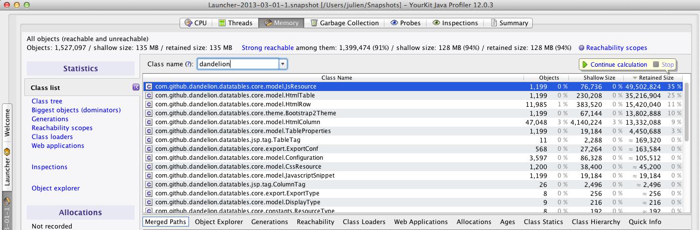 Spring-petclinic screenshot_1