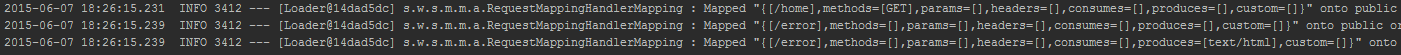 Spring Reloaded - Rechargement du mapping de Spring MVC
