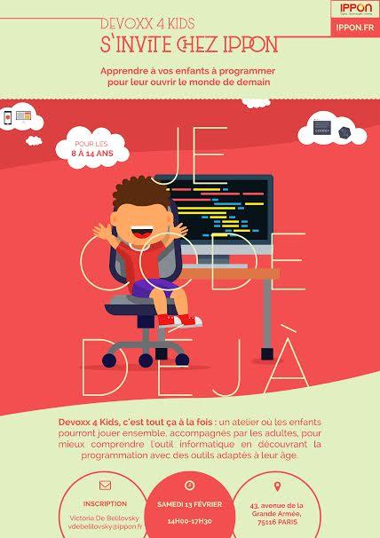 code4kids-devoxx-ippon
