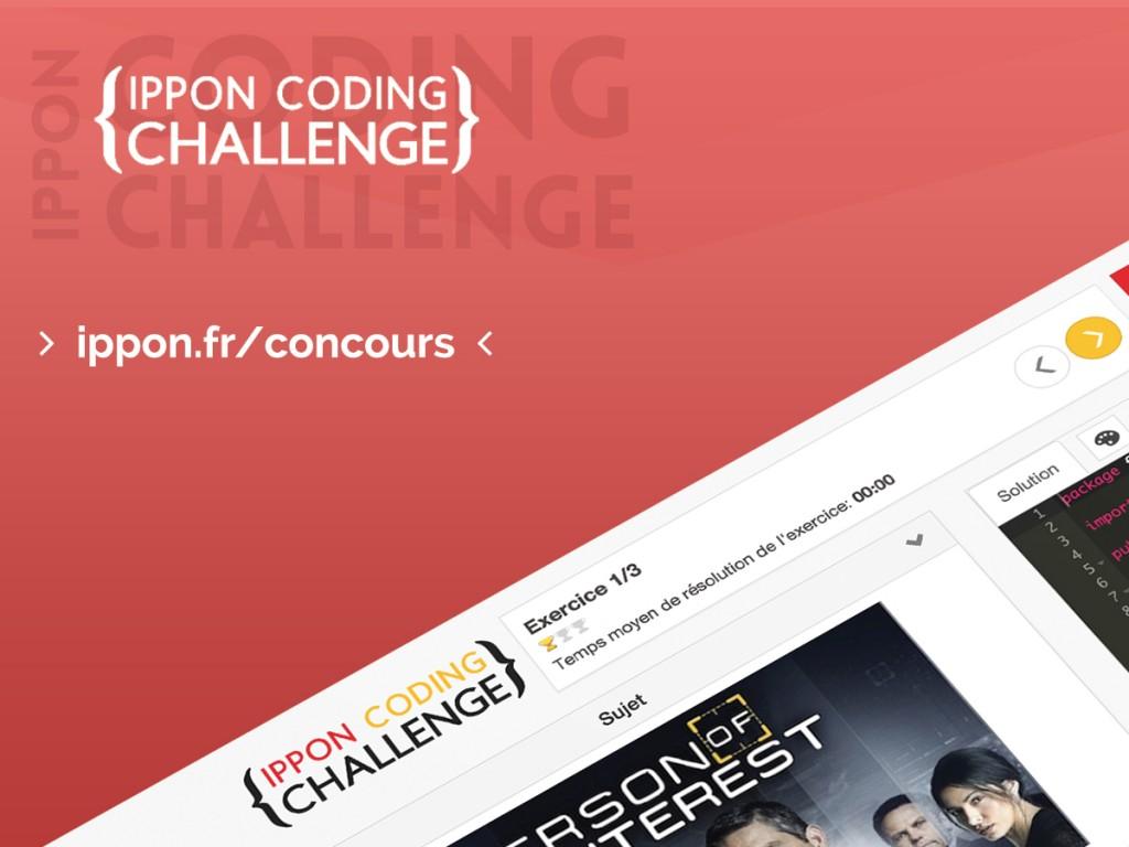 Ippon Coding Challenge