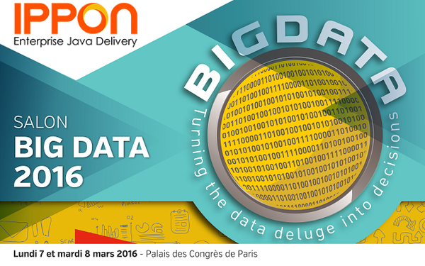 Réflexions sur le Big Data suite au salon du 8 mars 2016