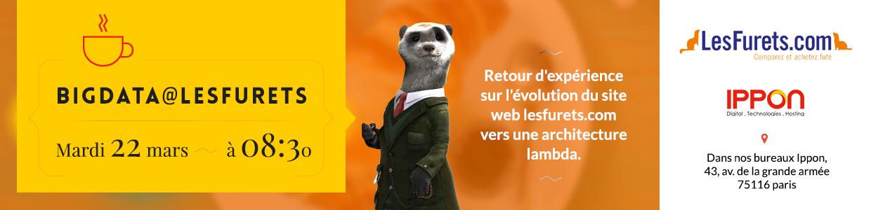 Bannière REX Les Furets