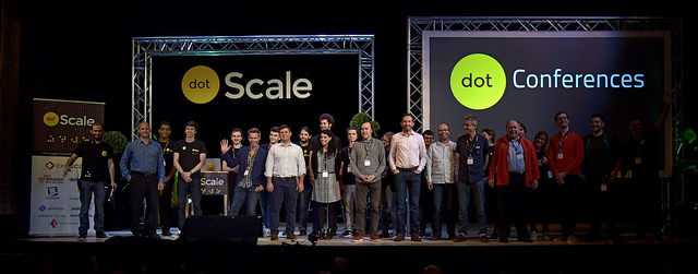 dotScale 2016 - speakers and staff