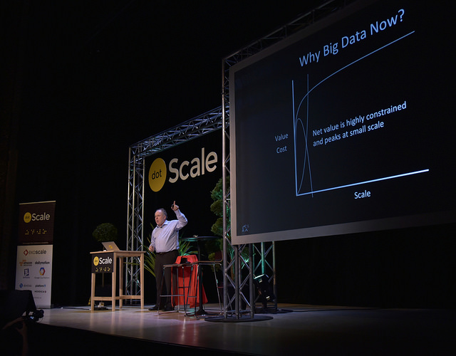 dotScale 2016 - Ted Dunning