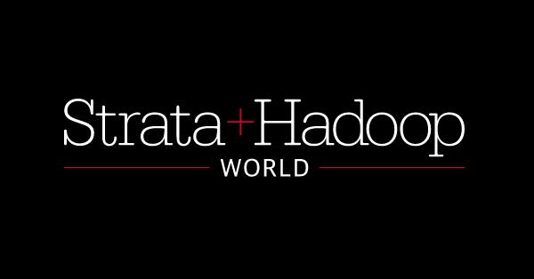 Strata+Hadoop World New York - En résumé