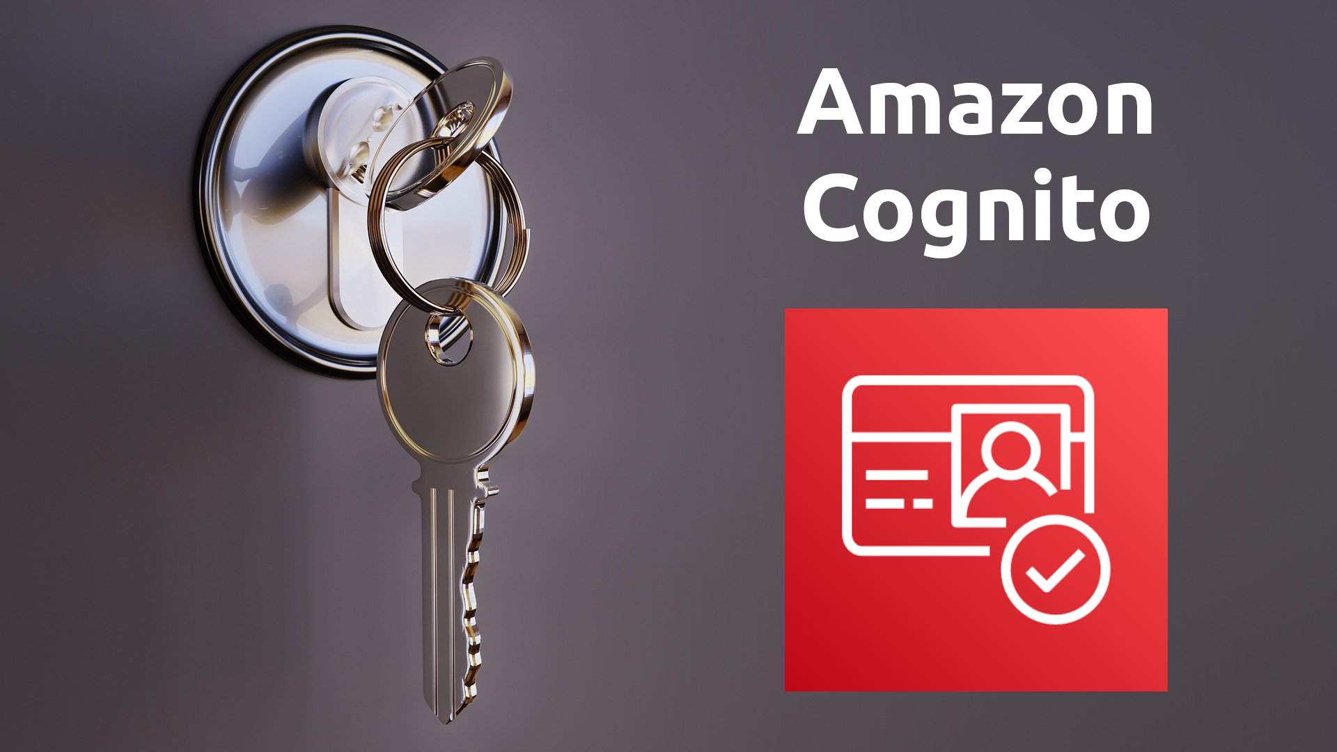 Amazon Cognito: User Pool ou Identity Pool, que choisir ?